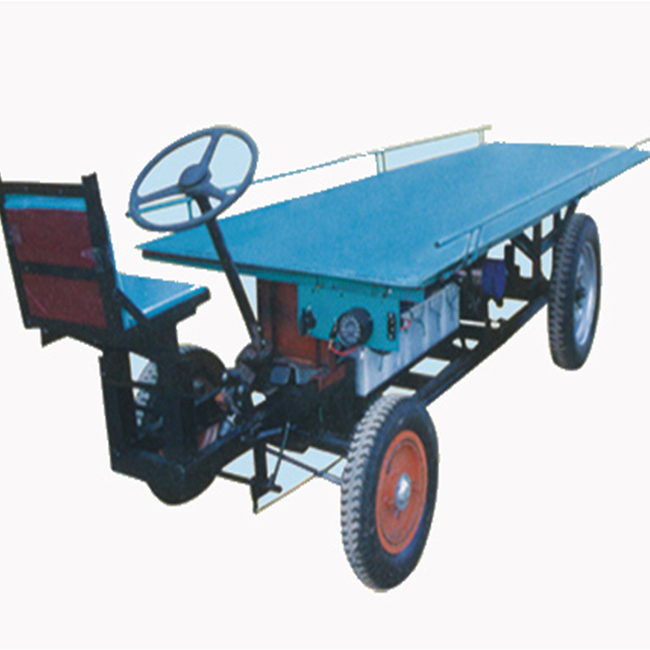 Steel Plate Wet Brick Carrier